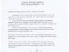 Lettera dell'Ambasciatore Argentino in Italia Torcuato Di Tella