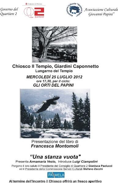 locandina dell\'evento patrocinato dal Quartiere 2 di Firenze