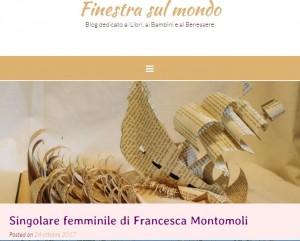 """""""singolare, femminile"""" – Ed. Il Foglio – Recensione di Maria Fazio per finestrasulmondo.net"""